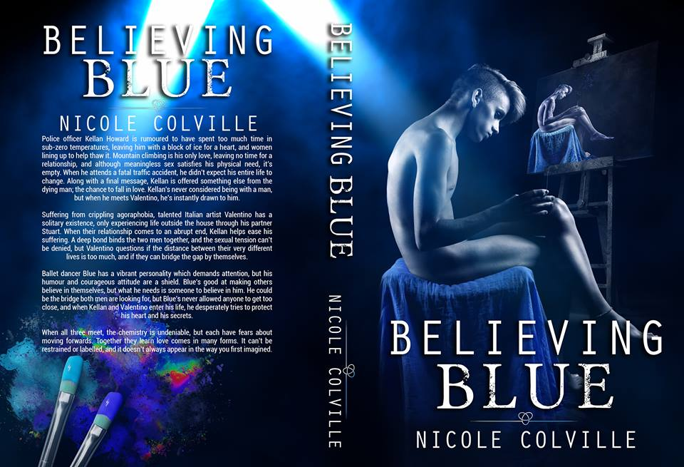 Believing Blue Full cover