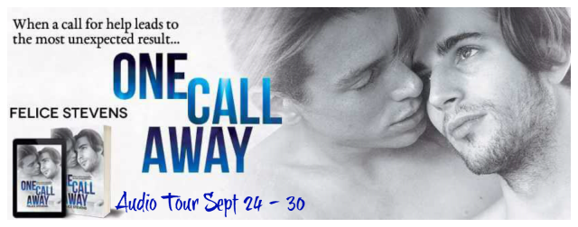 One Call Away Audio Banner