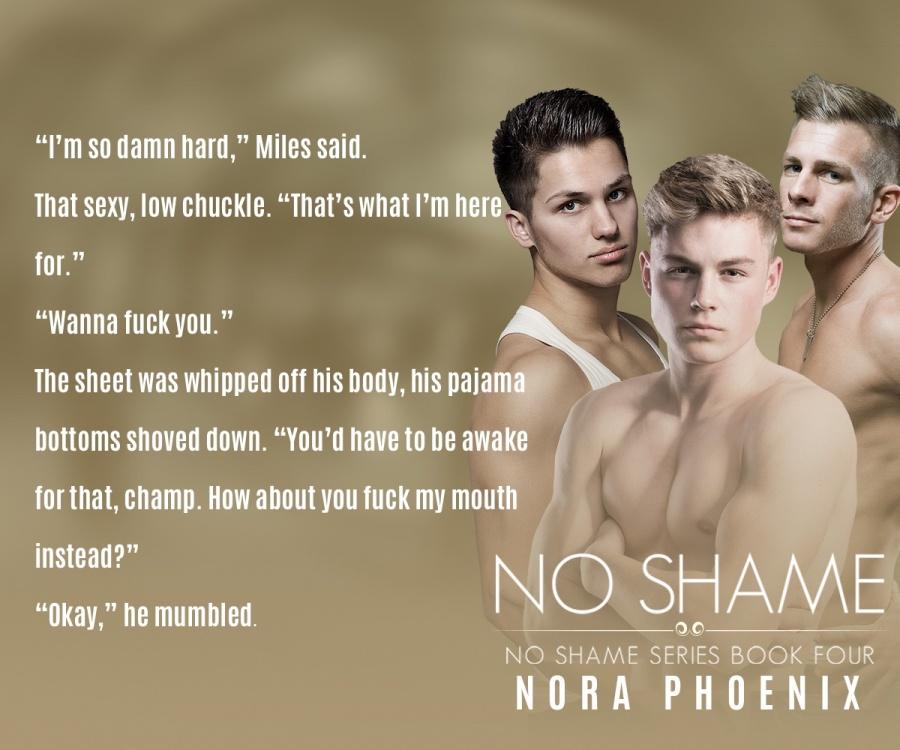 No Shame Teaser 1