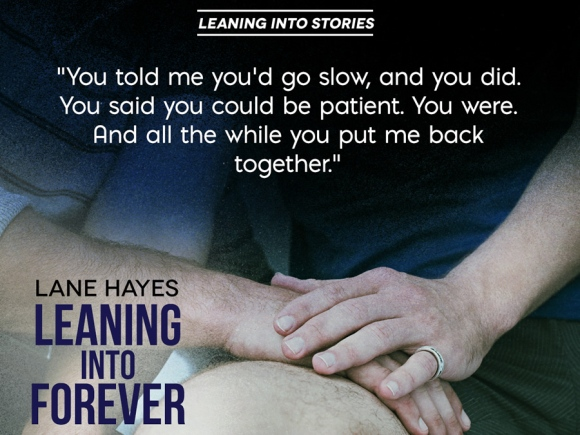 Leaning Into Forever Teaser 1