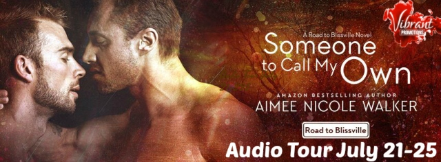 Someone to Call My Own Audio Tour Banner