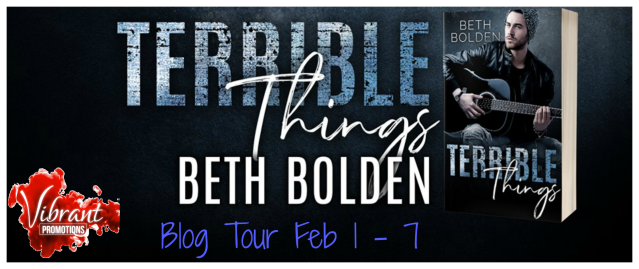 terrible things tour banner